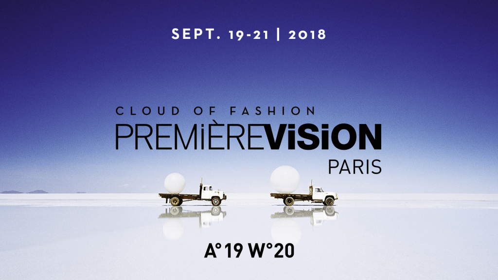 Premiere Vision cloud of Fashion