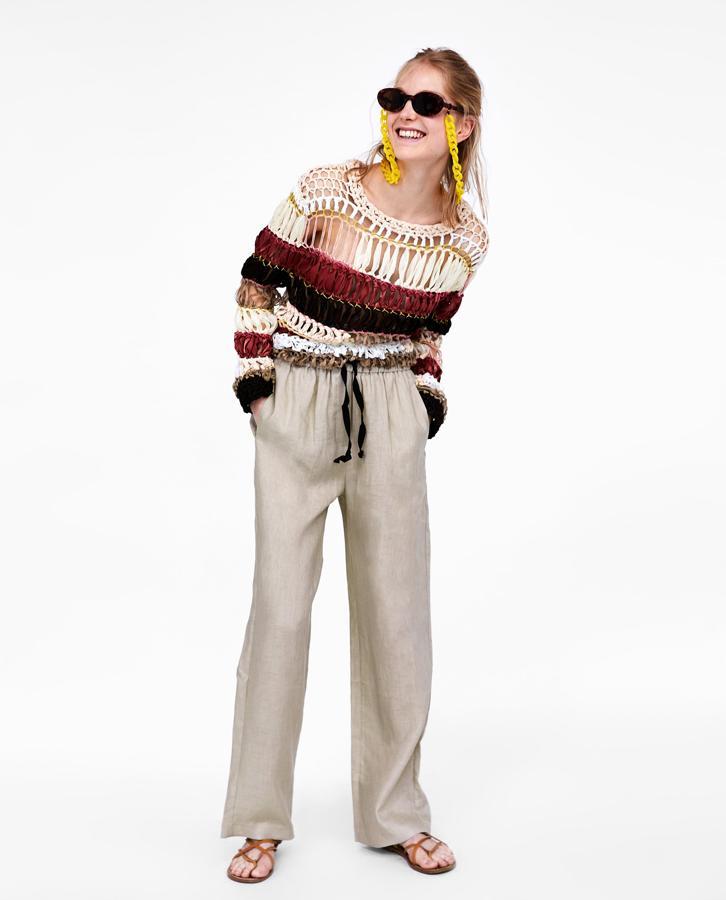 Colección sostenible Zara
