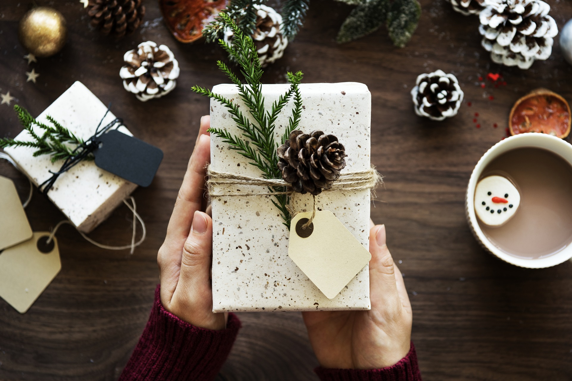 El ecommerce nos ayuda en las compras de regalos de navidad