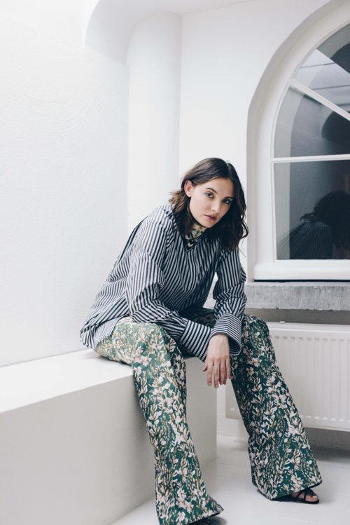 Imagen de la campaña de moda sostenible &M Conscious Exclusive Primavera/Verano 2018