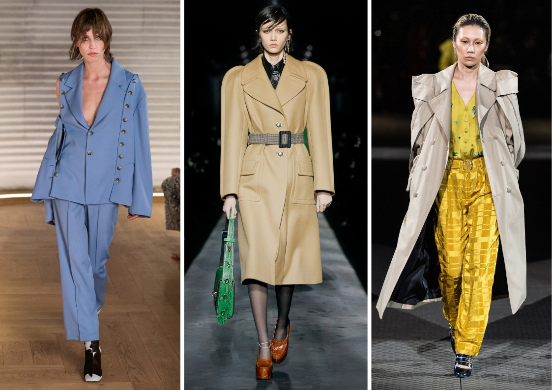 Each x Other, Givenchy y Koché Otoño-Invierno 2019-2020, PFW, vogue.com