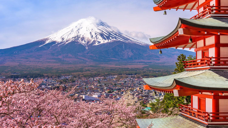 El monte Fuji. @viajejet.com