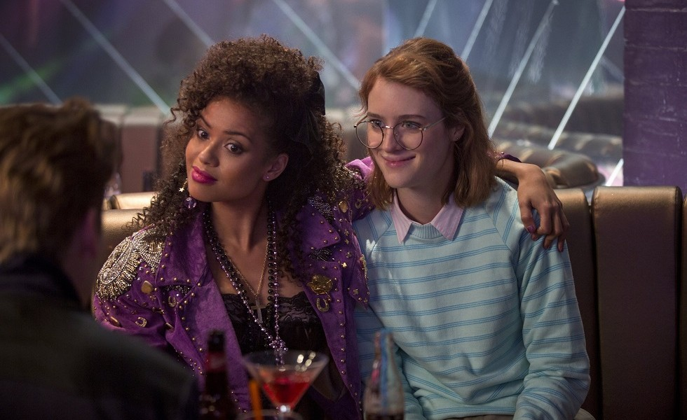 "Black Mirror. Episodio 03x04 ""San Junipero"". @Cdn.revistacactus.com"