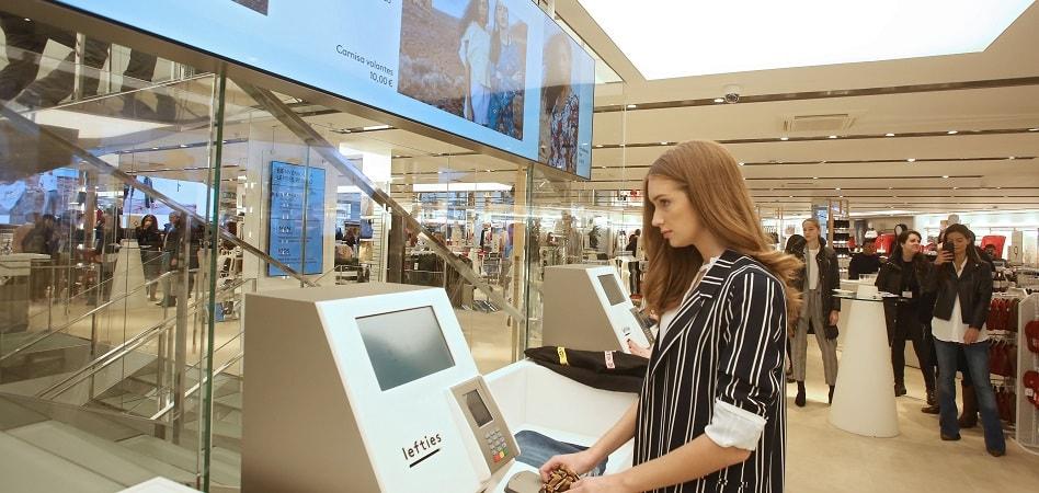 Cajas de autocobro en Inditex: ¿el futuro del sector del retail?