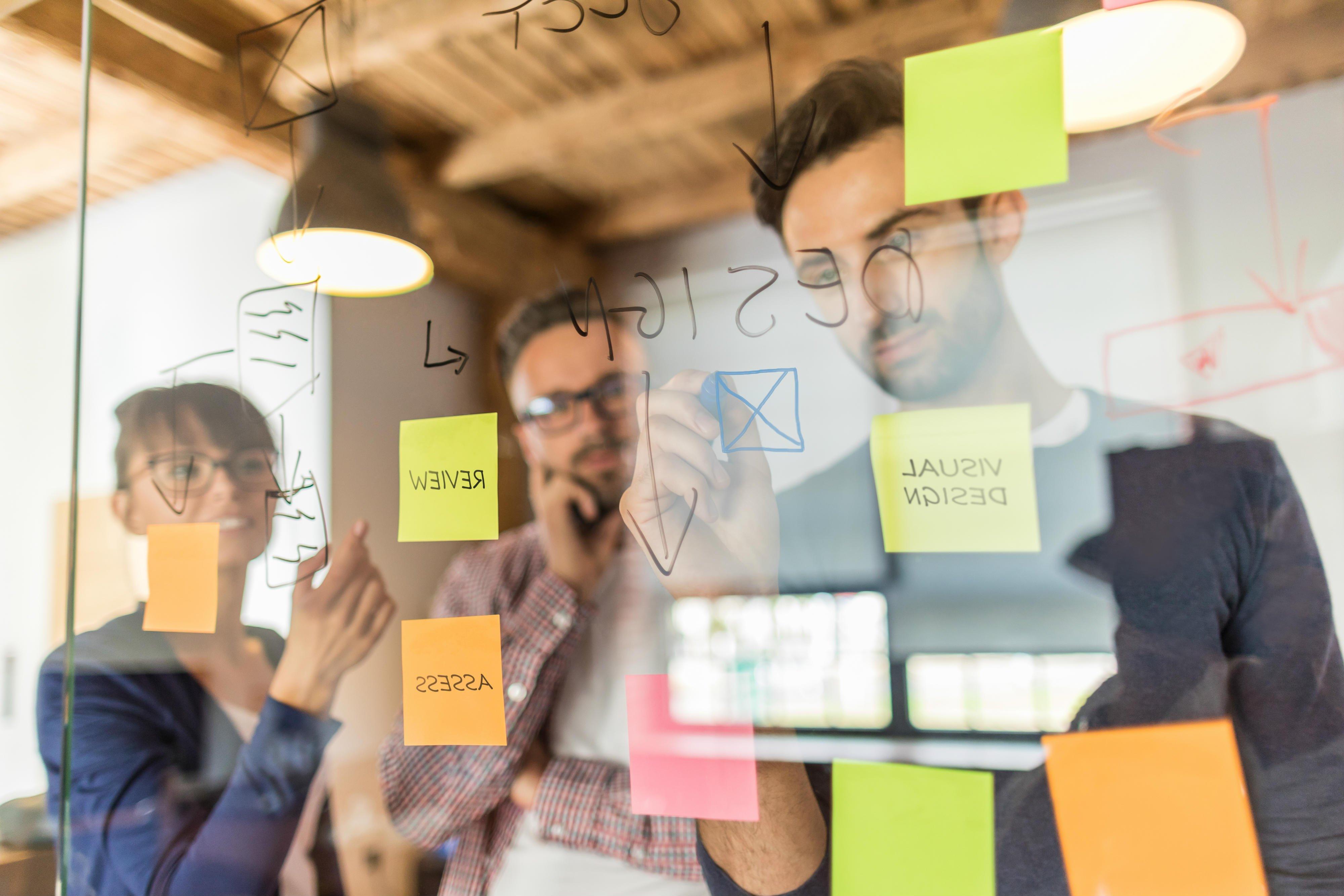 Proceso de 'Design Thinking'. @Entrepreneur.