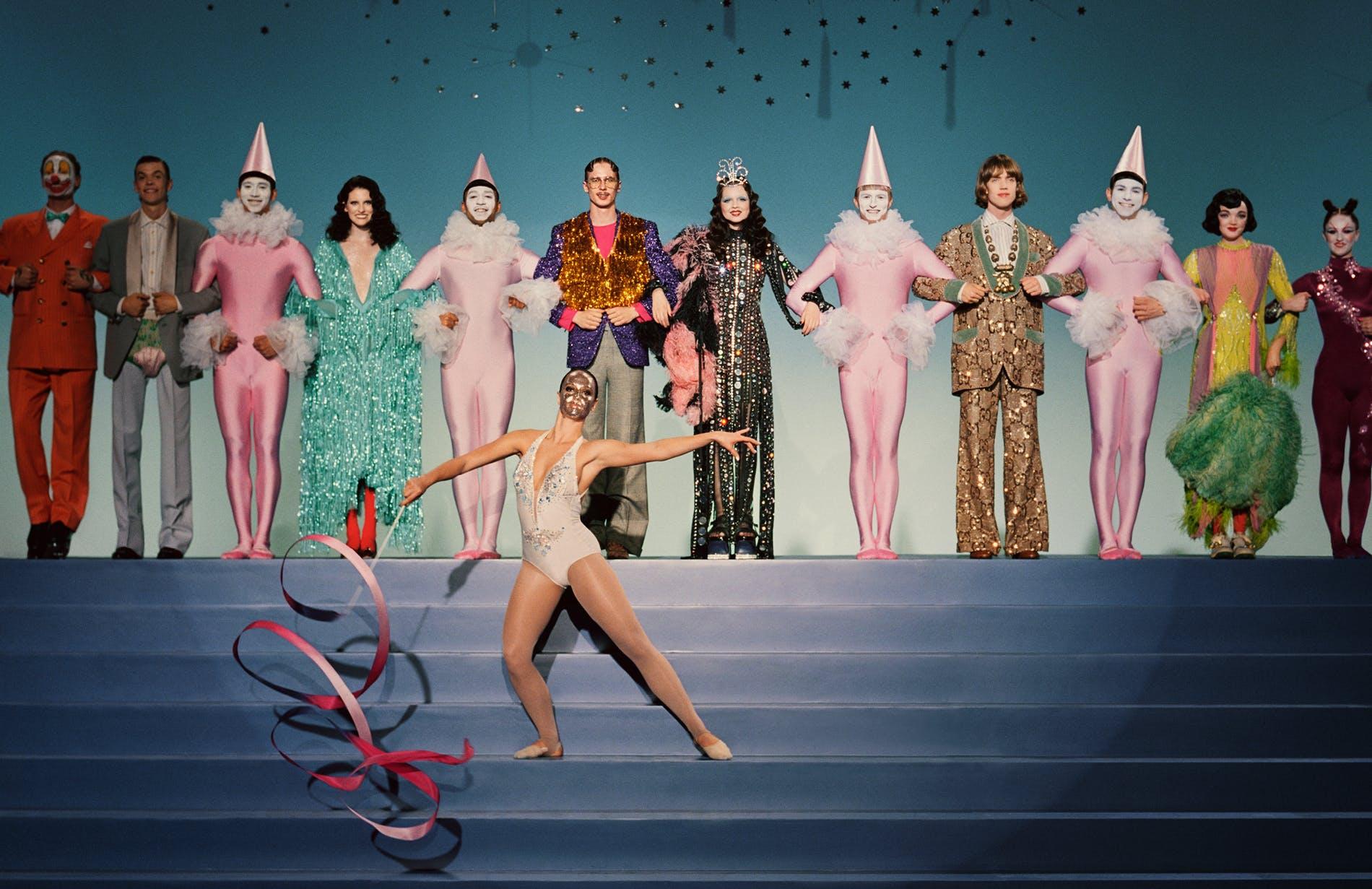 Imagen de la campaña de primavera 2019 de Gucci
