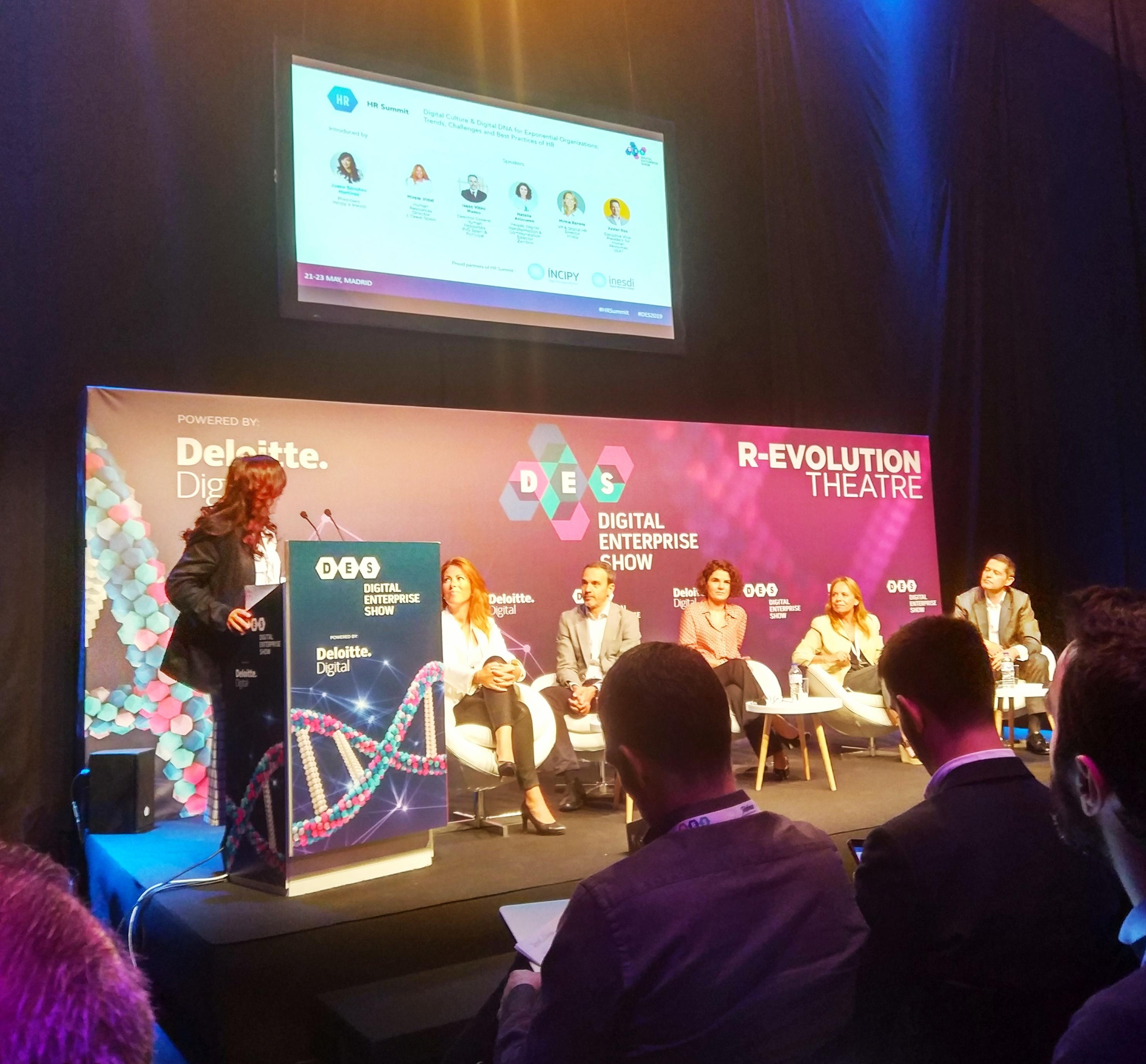 Digital Enterprise Show HR Summit