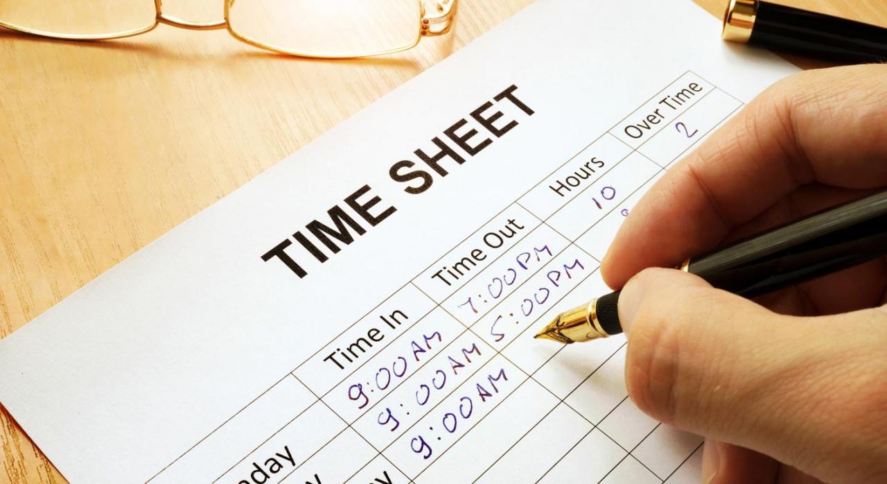fichaje obligatorio registro jornada