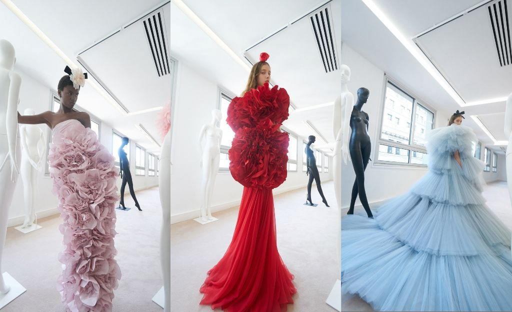@GiambattistaValli, Paris Haute Couture Fall/Winter 2019/20