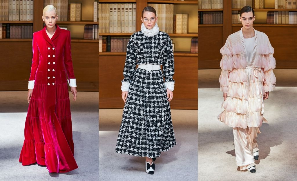 @Chanel, Paris Haute Couture Fall/Winter 2019/20