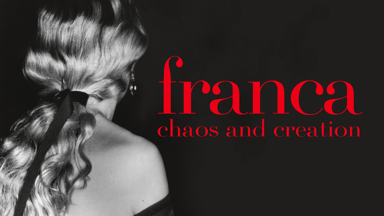 Franca: chaos and creation @Netflix
