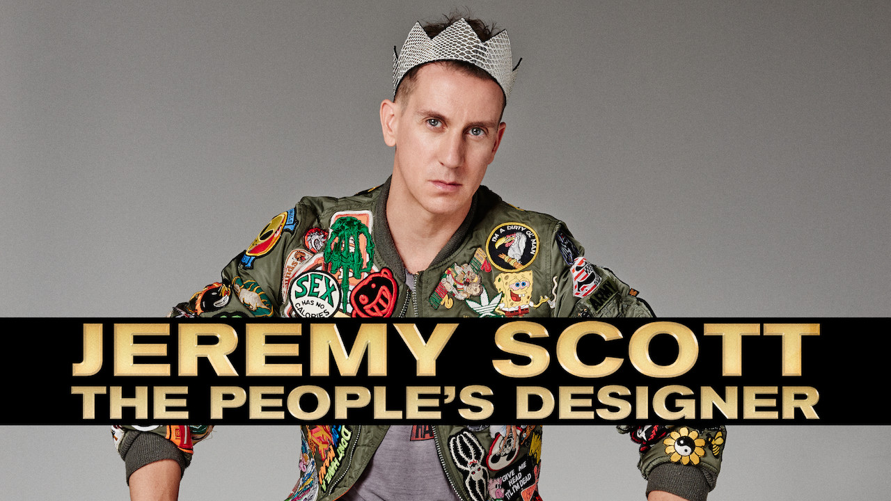 Jeremy Scott: The People's Designer @Netflix