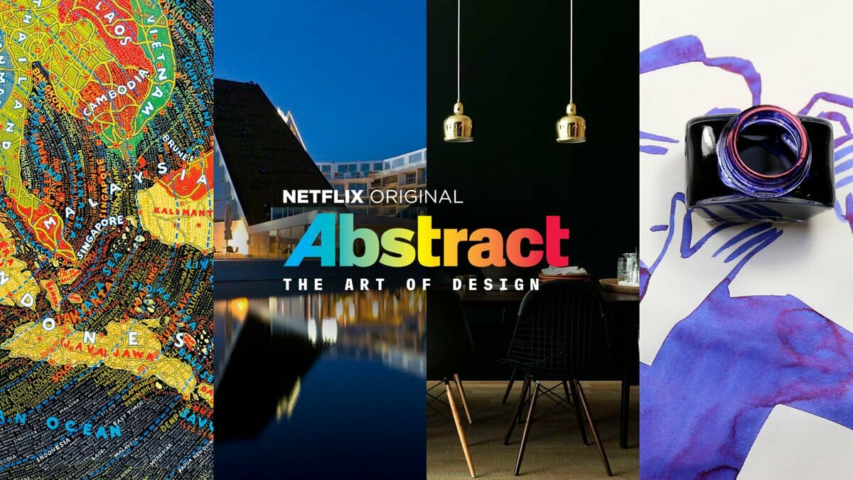 Abstract: el arte del diseño @Netflix