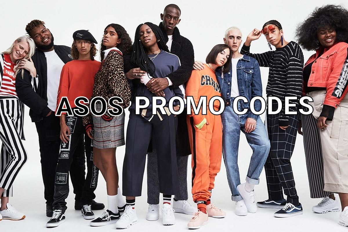 Rebajas y códigos promocionales en @Asos