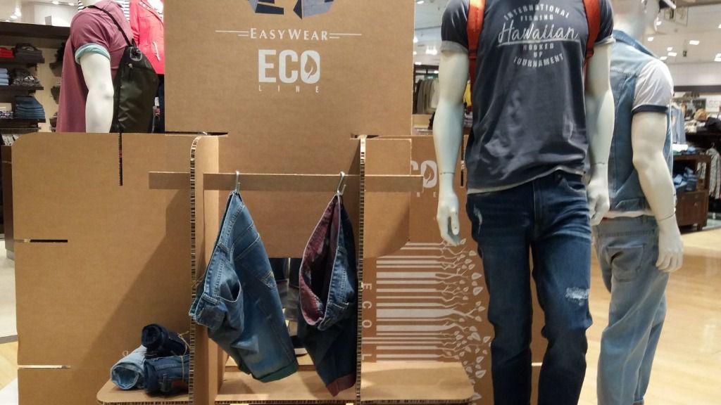 Colección 'eco' de EasyWear para El Corte Inglés @mallorcadiario