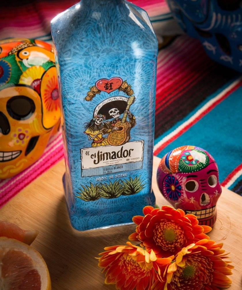 Tequila El Jimador presenta la botella del Día de los Muertos @onlielicor.es