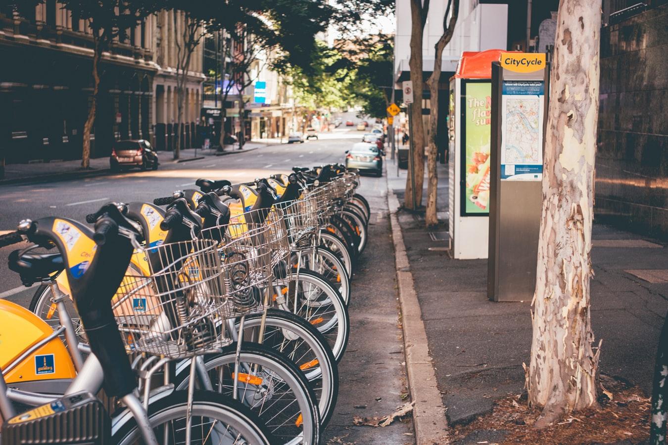 Cómo viajar de forma sostenible @unsplash