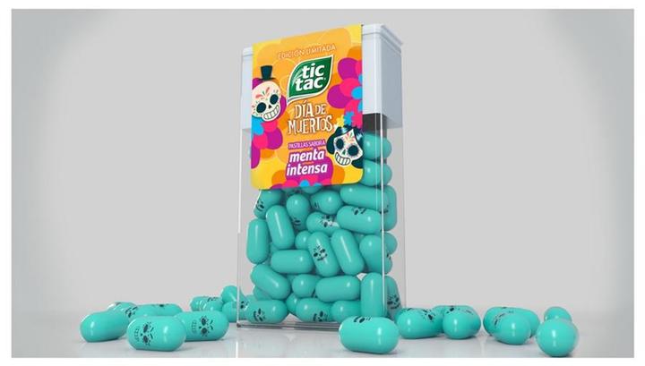Packaging especial Tic tic para México
