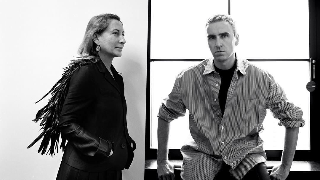 Repaso a la carrera de Raf Simons, el nuevo co-director creativo de Prada