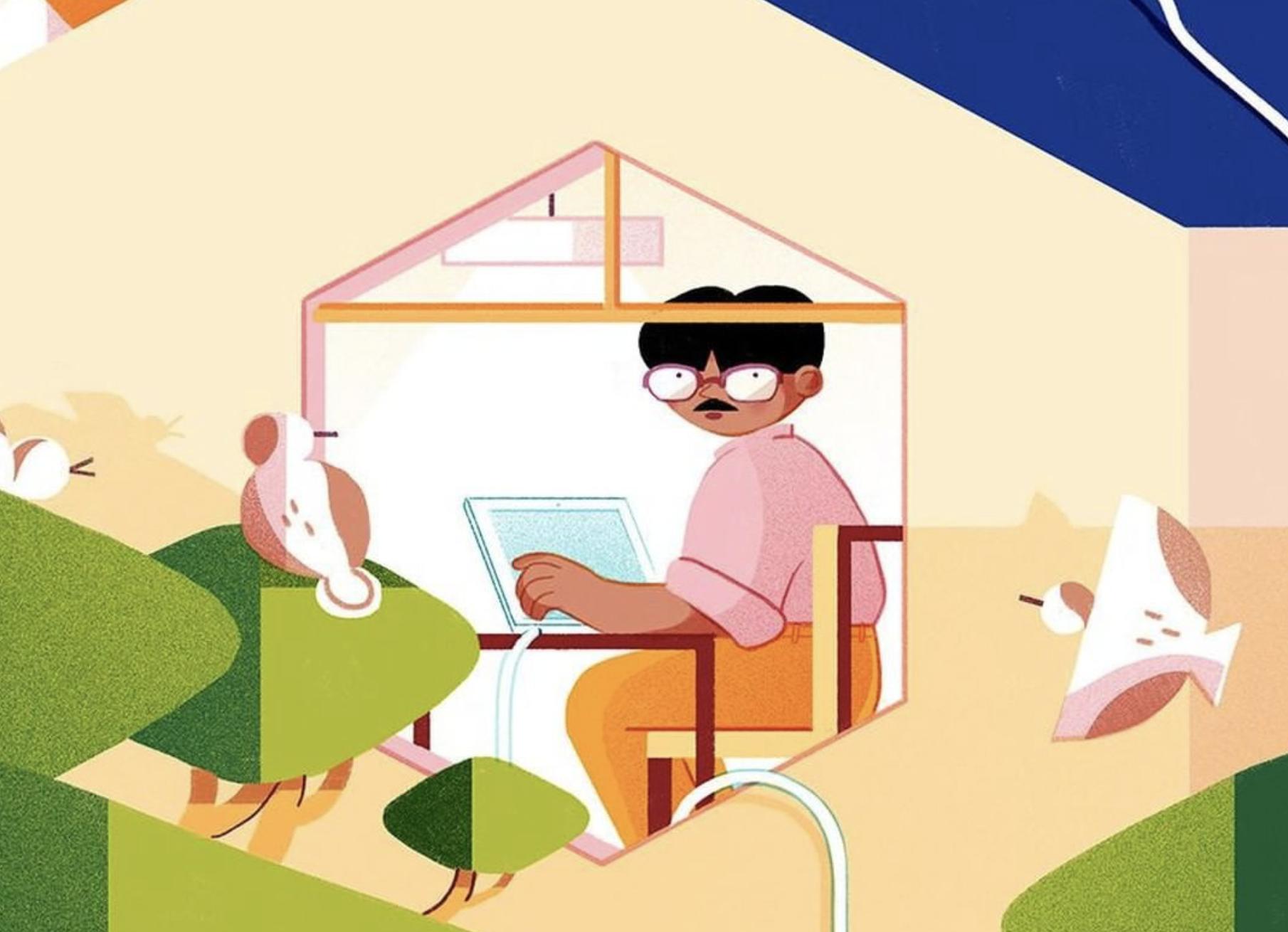 Cinco herramientas online gratuitas para facilitar y organizar el teletrabajo durante la cuarentena