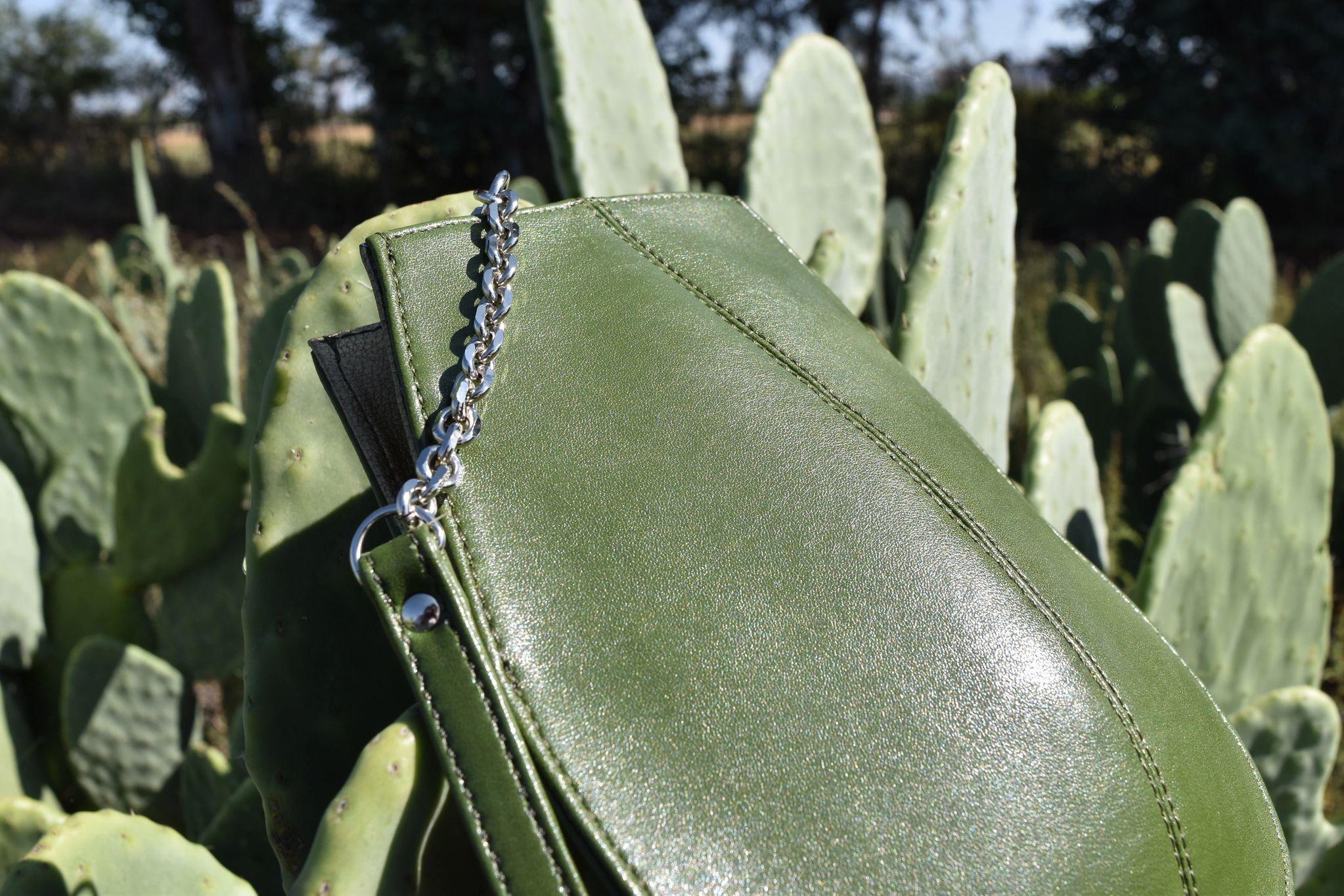 Conoce 'Desserto', el cuero vegetal hecho a base de cactus en México