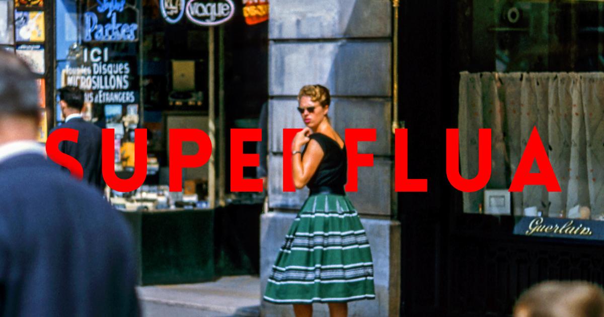 Hablamos con Martín Torres, de la Editorial Superflua, sobre moda, emprendimiento y la pasión por el mundo del libro