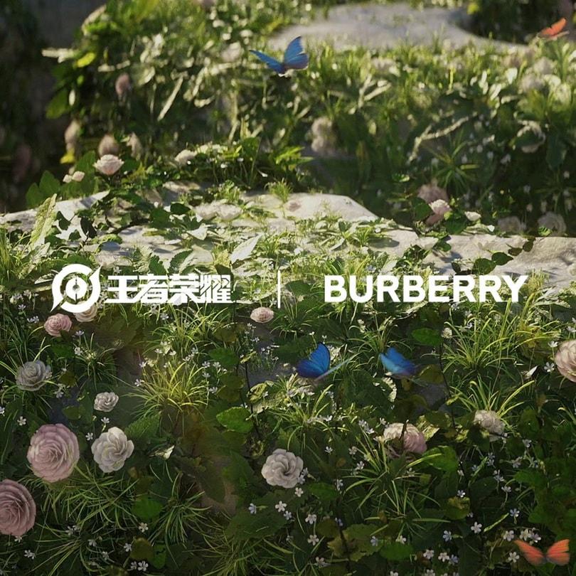 videojuego burberry