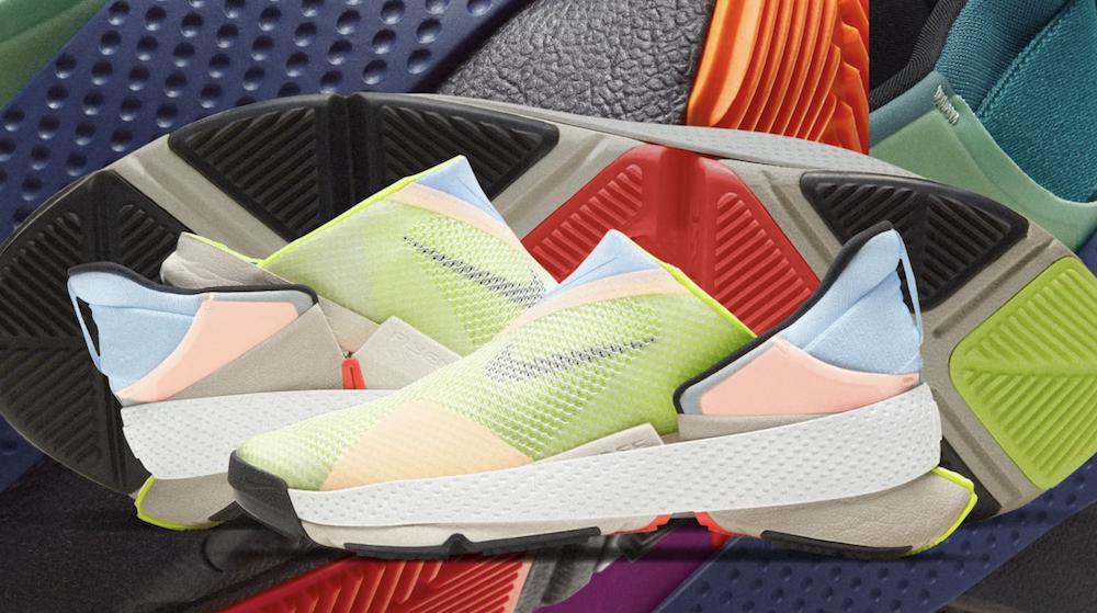 El futuro es de Nike: lanza las primeras zapatillas con tecnología «manos libres»