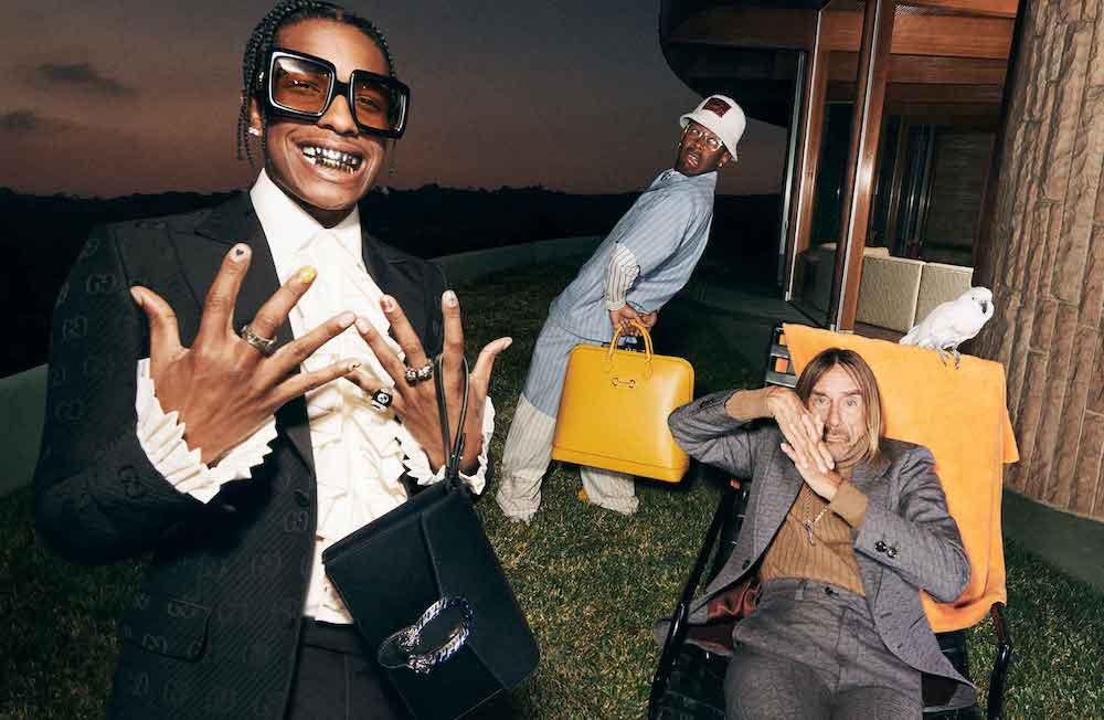 Gucci es, de nuevo, la firma de lujo más popular online este 2021