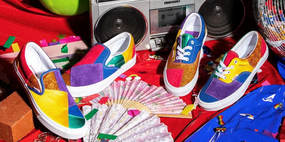 Cinco lanzamientos de zapatillas que celebran el mes del Orgullo LGBTQIA+ 2021