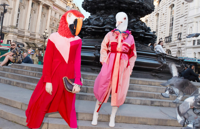 Cinco campañas de moda otoño-invierno 2021/2022 que merece la pena recordar